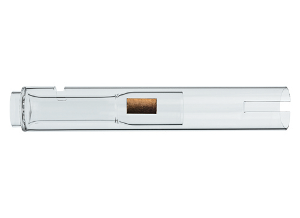 Quartz Demountable Torch, 1-Slot for Optima